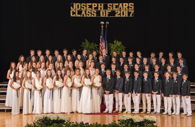 Congratulations to The Joseph Sears School Class of 2017!