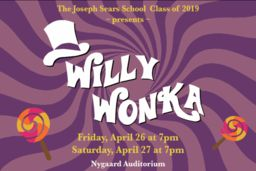 The Class of 2019 Presents: Willy Wonka