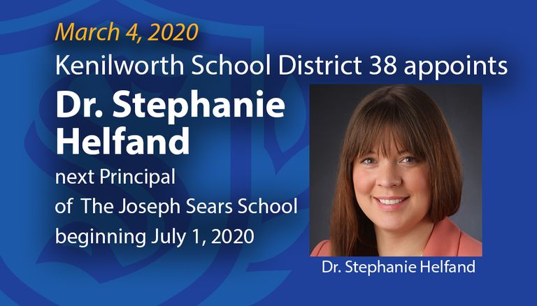 SD38 Appoints Dr. Stephanie Helfand as new Principal